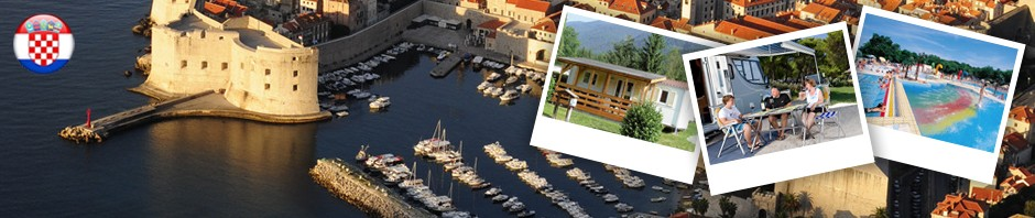 Camping Lanterna Kroatië